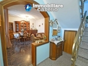 Renovated detached stone house with garden and two garages for sale in Abruzzo 18