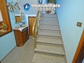 Renovated detached stone house with garden and two garages for sale in Abruzzo 19