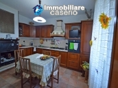 Renovated detached stone house with garden and two garages for sale in Abruzzo 20