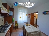 Renovated detached stone house with garden and two garages for sale in Abruzzo 21