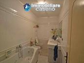 Renovated detached stone house with garden and two garages for sale in Abruzzo 24