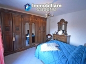 Renovated detached stone house with garden and two garages for sale in Abruzzo 26