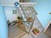 Renovated detached stone house with garden and two garages for sale in Abruzzo 28