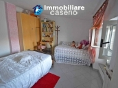 Renovated detached stone house with garden and two garages for sale in Abruzzo 29