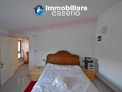 Renovated detached stone house with garden and two garages for sale in Abruzzo 30