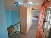 Renovated detached stone house with garden and two garages for sale in Abruzzo 31