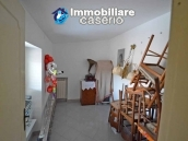Renovated detached stone house with garden and two garages for sale in Abruzzo 33