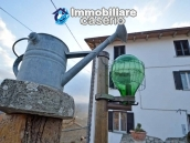 Renovated detached stone house with garden and two garages for sale in Abruzzo 35