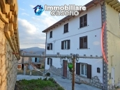 Renovated detached stone house with garden and two garages for sale in Abruzzo 36