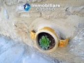 Renovated detached stone house with garden and two garages for sale in Abruzzo 37