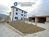 Renovated detached stone house with garden and two garages for sale in Abruzzo 4