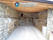 Renovated detached stone house with garden and two garages for sale in Abruzzo 6