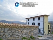 Renovated detached stone house with garden and two garages for sale in Abruzzo 7