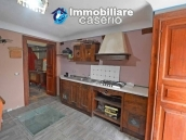 Renovated detached stone house with garden and two garages for sale in Abruzzo 8