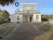 House partly renovated with terrace for sale a few km from the beach Italy 1