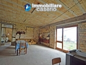 House to complete, with terrace and land for sale a few km from the Adriatic Sea 15