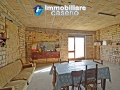 House to complete, with terrace and land for sale a few km from the Adriatic Sea 16