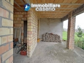 House to complete, with terrace and land for sale a few km from the Adriatic Sea 19
