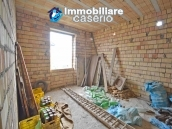 House to complete, with terrace and land for sale a few km from the Adriatic Sea 21