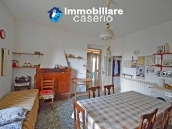 House to complete, with terrace and land for sale a few km from the Adriatic Sea 4
