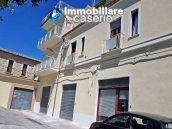 Renovated apartment with panoramic views for sale in the centre -  village Molise 2