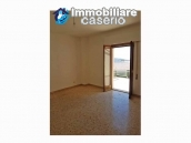 Renovated apartment with panoramic views for sale in the centre -  village Molise 5