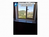 Renovated apartment with panoramic views for sale in the centre -  village Molise 8