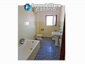 Renovated apartment with panoramic views for sale in the centre -  village Molise 9