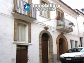 House on one floor for sale in Abruzzo - village San Buono 1