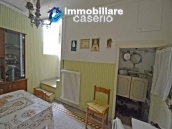 Old semi-detached stone house for sale at low cost in Italy 9