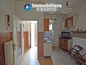 Old semi-detached stone house for sale at low cost in Italy 11