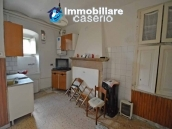 Old semi-detached stone house for sale at low cost in Italy 12