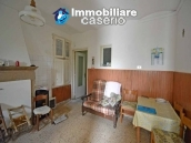 Old semi-detached stone house for sale at low cost in Italy 13