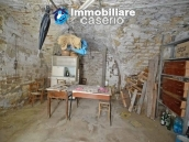 Old semi-detached stone house for sale at low cost in Italy 16
