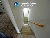 Old semi-detached stone house for sale at low cost in Italy 5