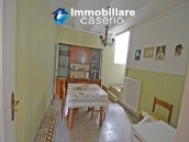 Old semi-detached stone house for sale at low cost in Italy 7
