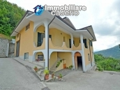 Detached house built completely with reinforced concrete for sale in Italy 1
