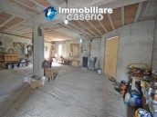 Detached house built completely with reinforced concrete for sale in Italy 9