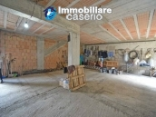 Detached house built completely with reinforced concrete for sale in Italy 10