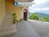 Detached house built completely with reinforced concrete for sale in Italy 11