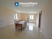 Detached house built completely with reinforced concrete for sale in Italy 12