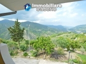 Detached house built completely with reinforced concrete for sale in Italy 14