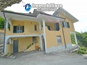 Detached house built completely with reinforced concrete for sale in Italy 2