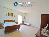 Detached house with land for sale in Casalanguida, in panoramic position, Abruzzo 18