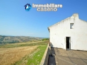 Detached house with land for sale in Casalanguida, in panoramic position, Abruzzo 20