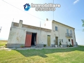 Detached house with land for sale in Casalanguida, in panoramic position, Abruzzo 4