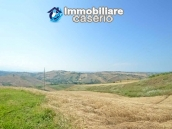 Detached house with land for sale in Casalanguida, in panoramic position, Abruzzo 7