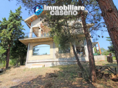 Detached villa with land, located in a quiet area in Abruzzo, Italy 3