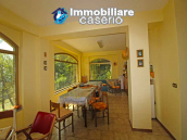 Detached villa with land, located in a quiet area in Abruzzo, Italy 5
