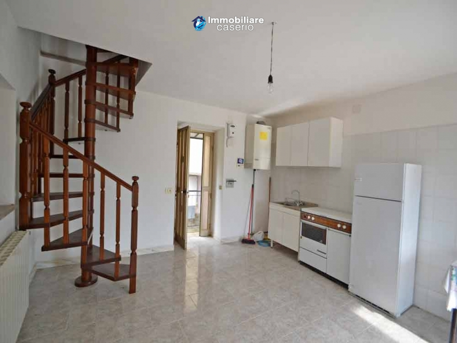 Small town house of about 48 sq m renovated for sale in Bomba, Abruzzo